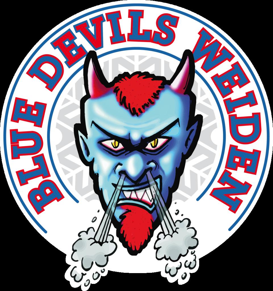Blue Devils Weiden Logo